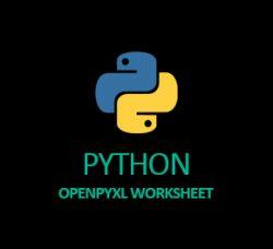 ایجاد Worksheet توسط زبان برنامه نویسی پایتون(Python)